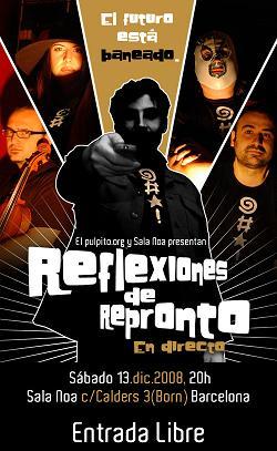REFLEXIONES DE REPRONTO SE VA GANANDO EL HUECO QUE MERECE