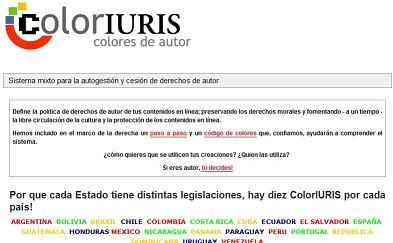 ColorIURIS cambia de logo.
